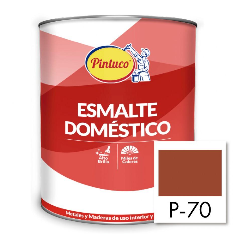 Esmalte Doméstico Tabaco claro P-70