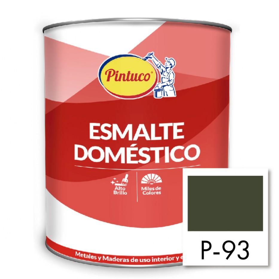 Esmalte Doméstico Verde oliva P-93