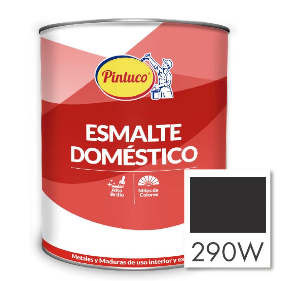 Esmalte Doméstico Negro mate 290W