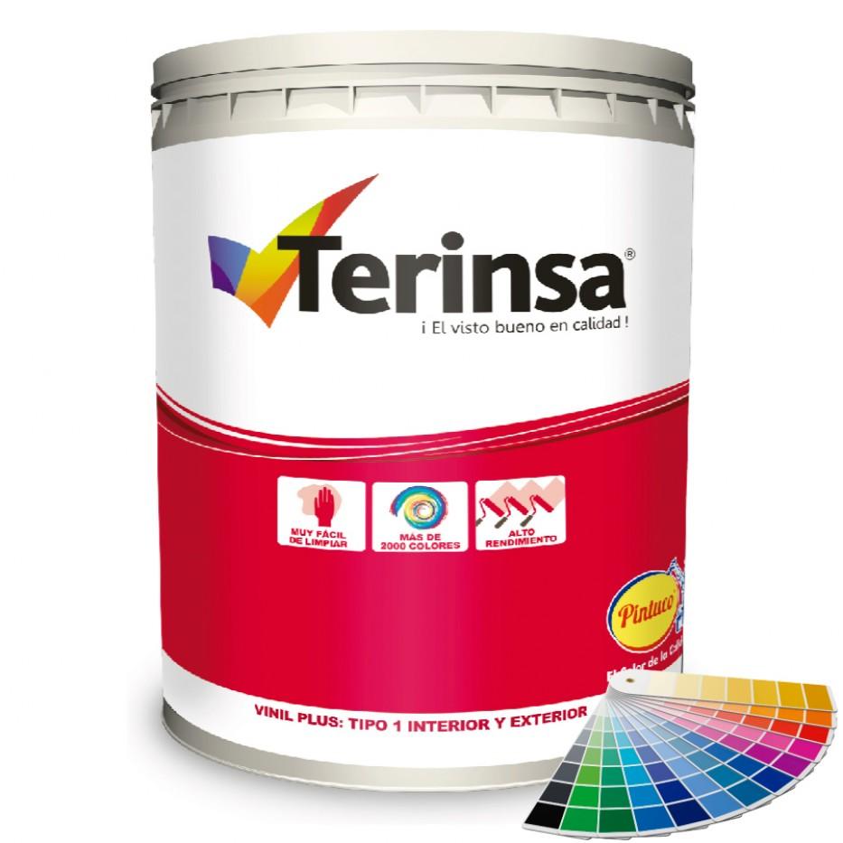 Terinsa Vinil plus / Tonalidades