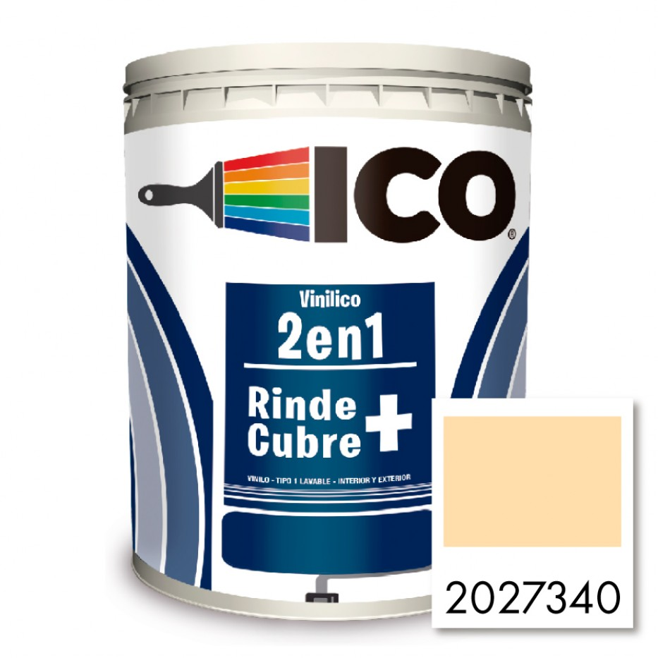 Ico Vinilico 2 en 1 Curuba 2027340 Galón