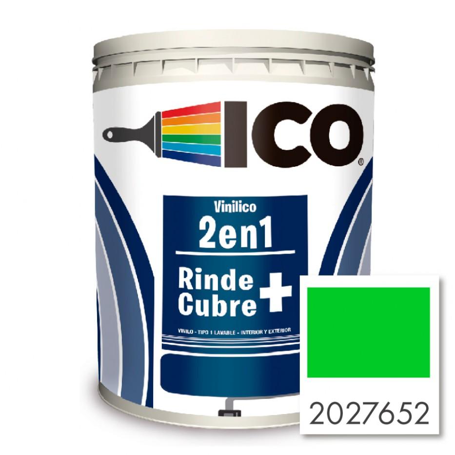 Ico Vinilico 2 en 1 Verde primaveral 2027652 Galón