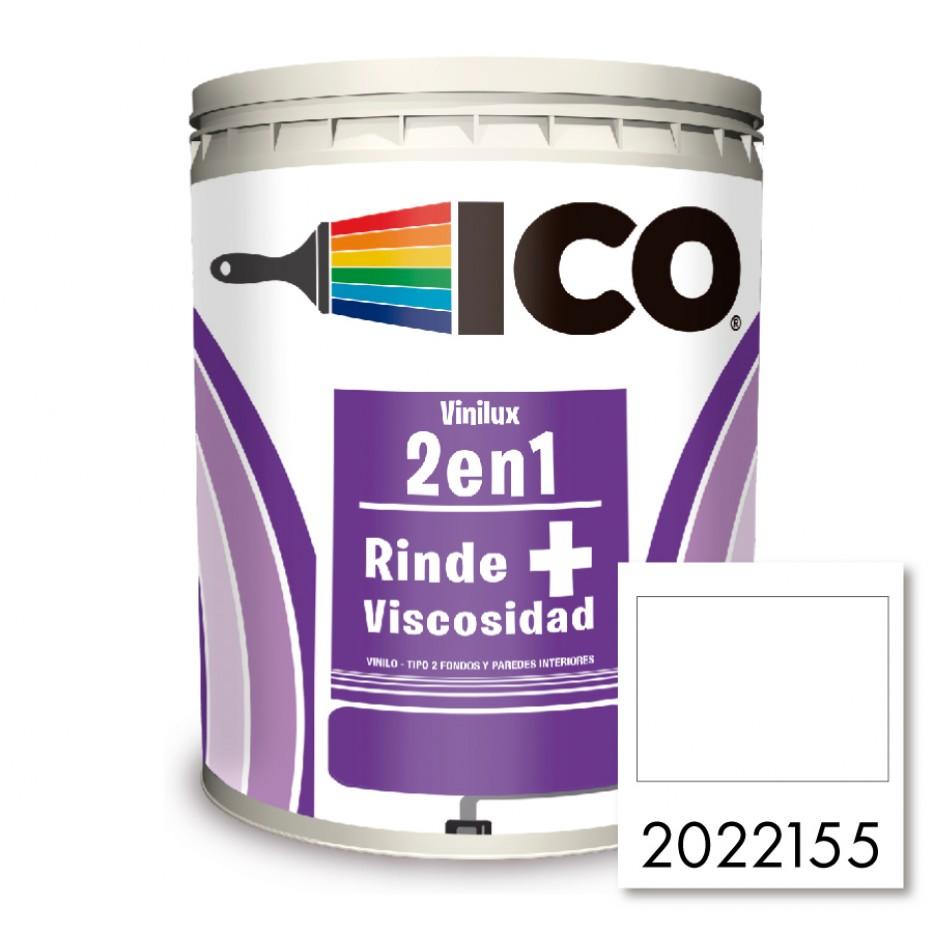 Ico Vinilux 2 en 1  Blanco 2022155