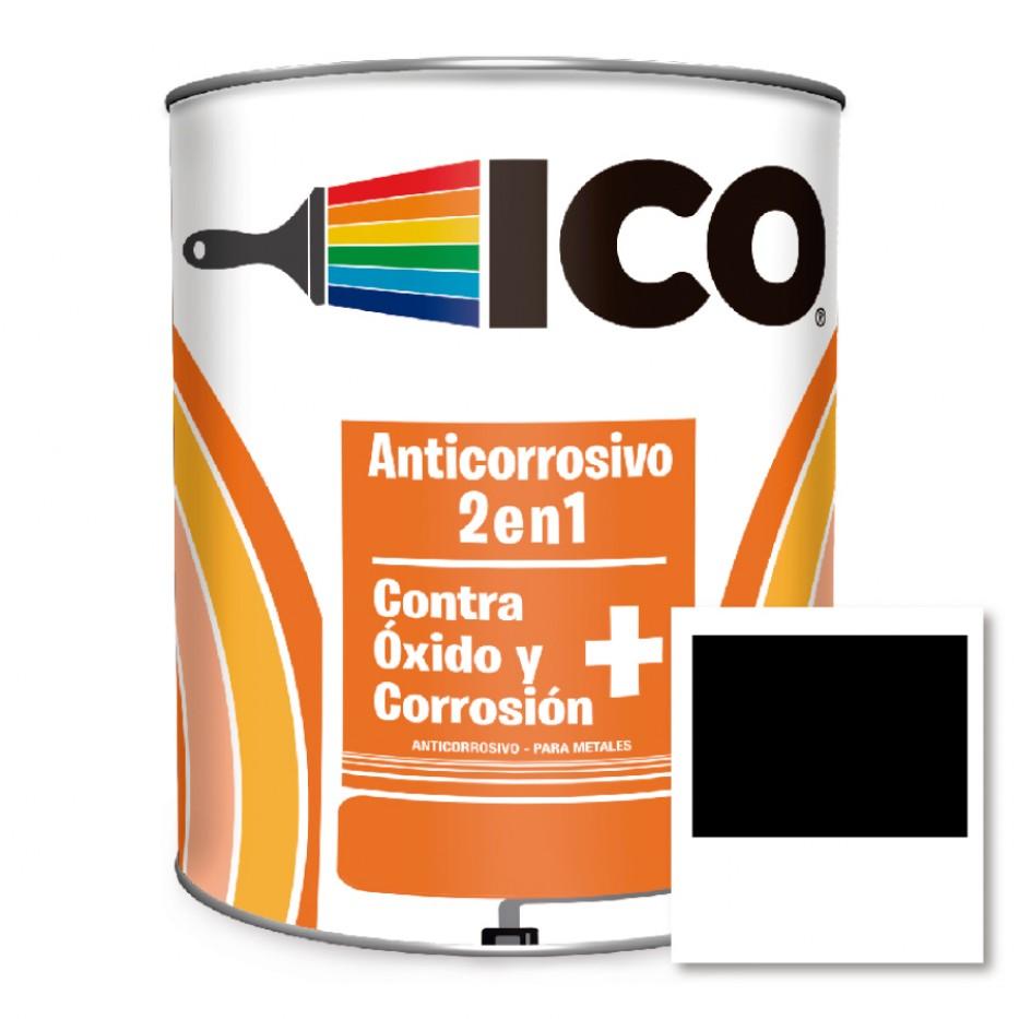 Anticorrosivo Ico Negro 4041453 Galón
