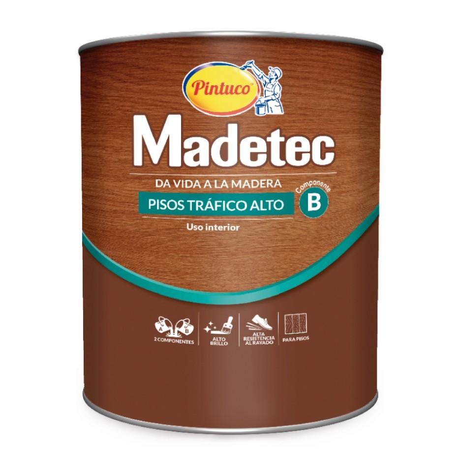 Madetec Pisos alto tráfico Componente B 1551
