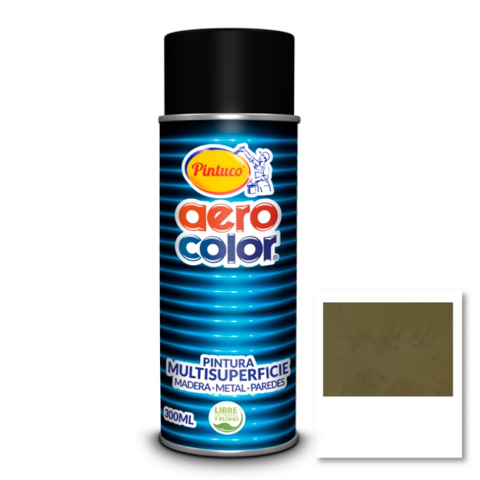 Aerocolor Laca Anoloc claro brillante 300 ml