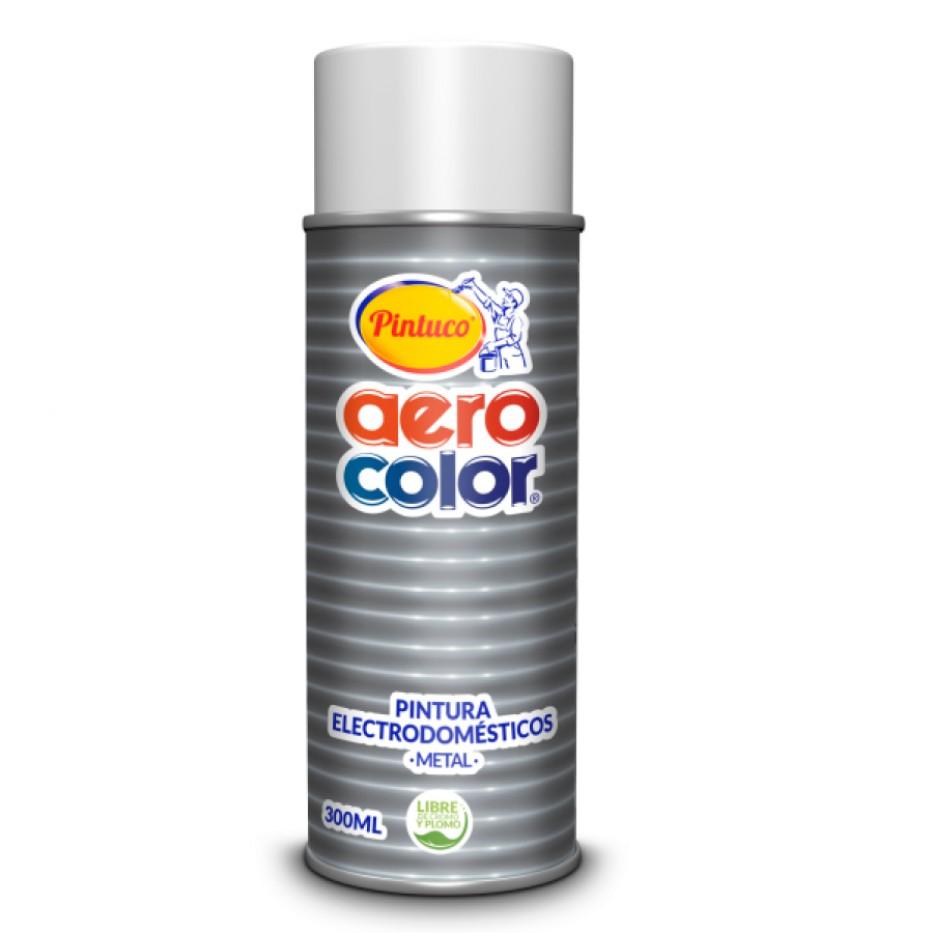 Aerocolor Laca Electrogasodoméstico 300 ml