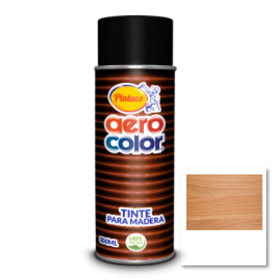 Aerocolor Tinte Madera Miel 300 ml