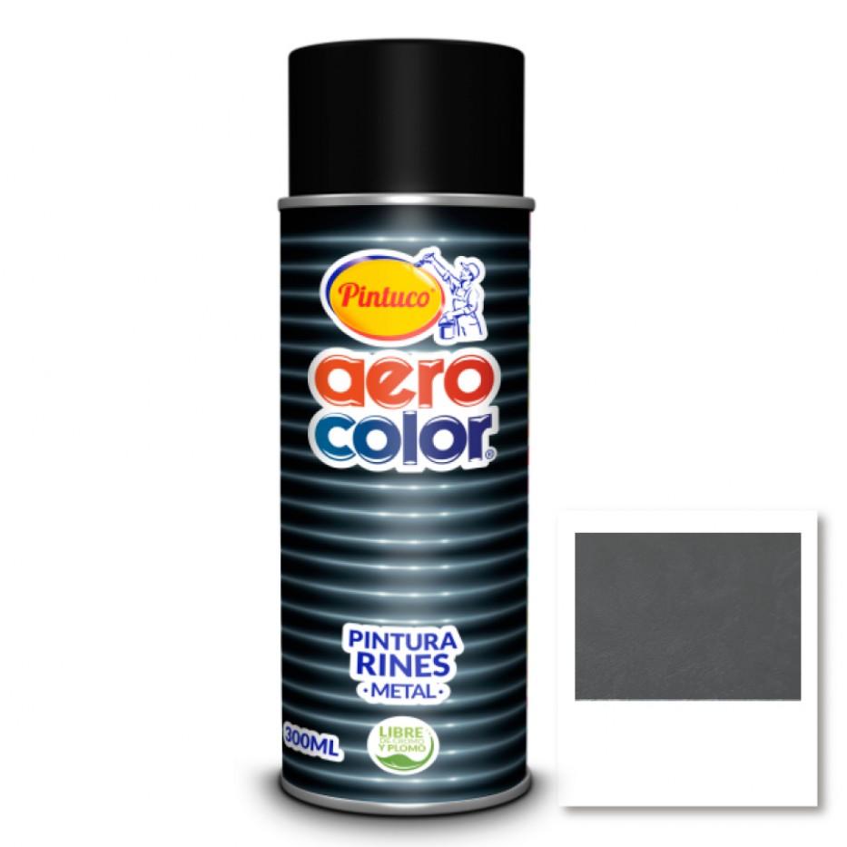 Aerocolor Laca Aluminio Rines 300 ml