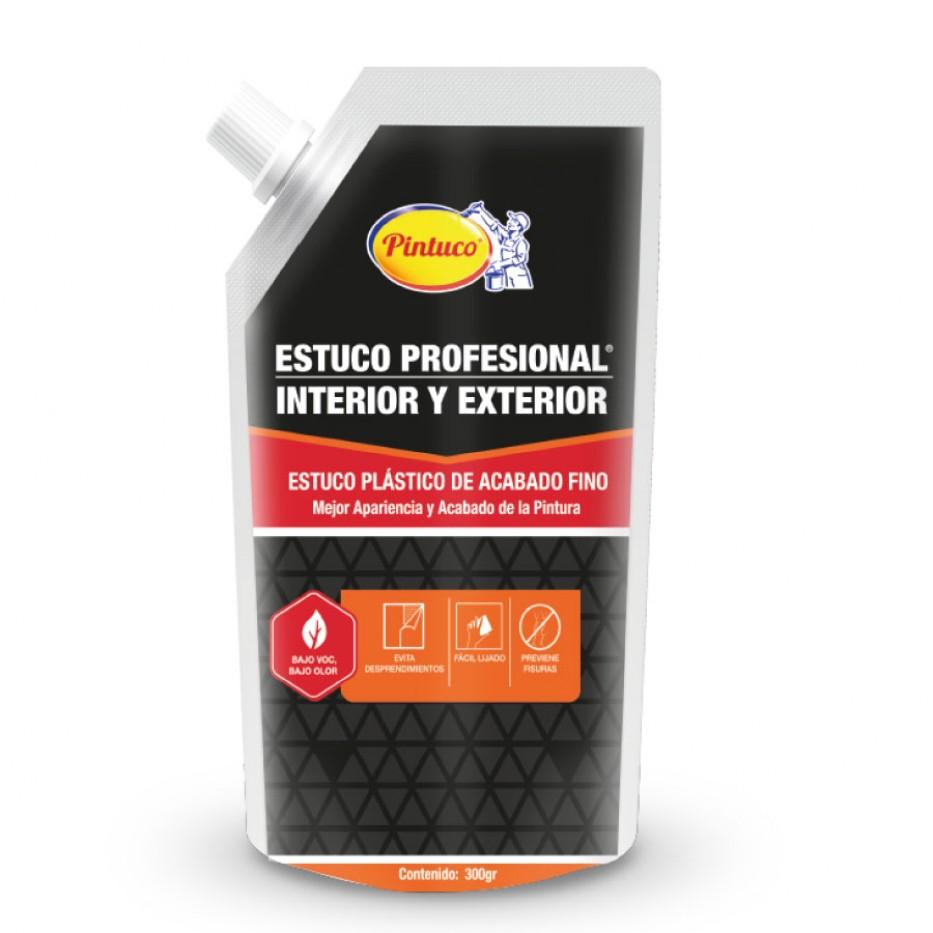 Estuco profesional Interior/Exterior Blanco 17090