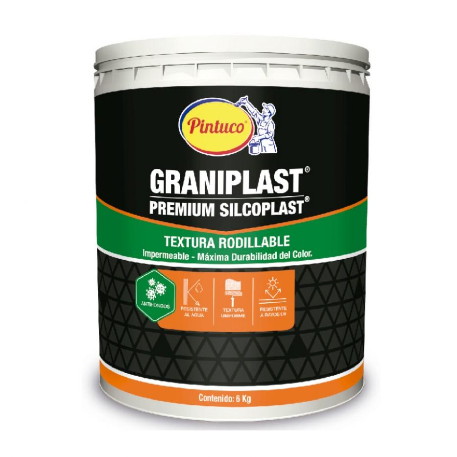 Graniplast premium Silcoplast Blanco 30810