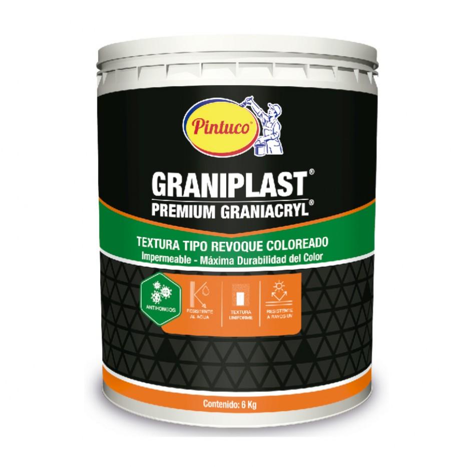 Graniplast premium Graniacryl Blanco 30601