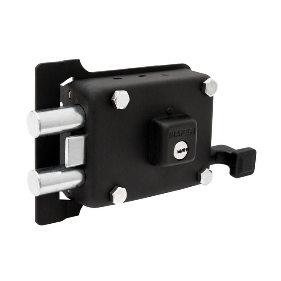 Cerradura de sobreponer C-999 Ultra Black