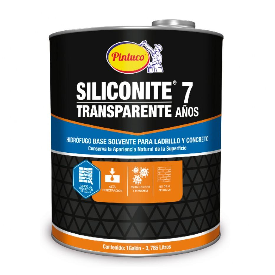 Siliconite Transparente 7 años 3103
