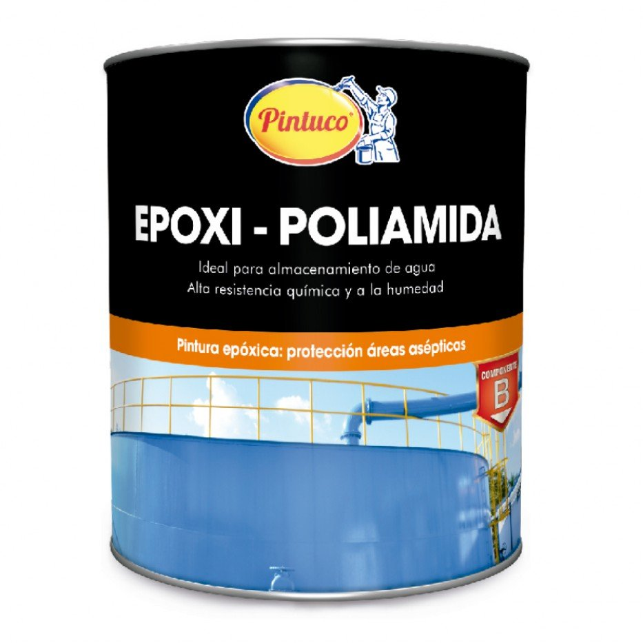 Epoxi Poliamida Componente A Galón