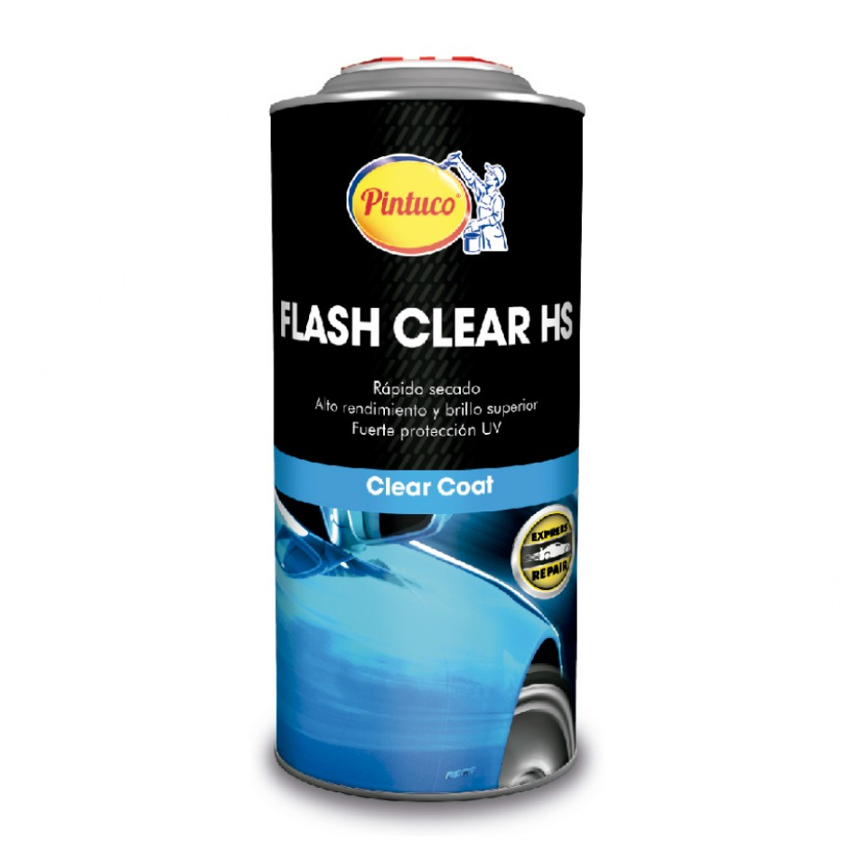 Flash Clear HS 9410 Componente A Cuarto