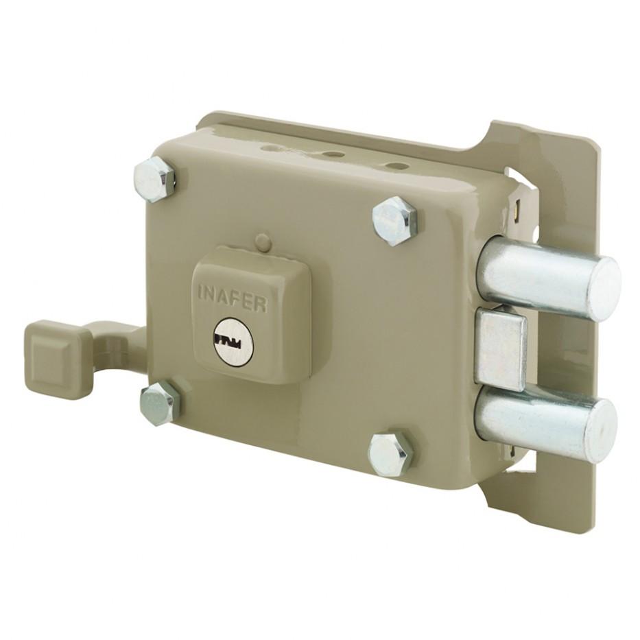 Cerradura de Sobreponer C-999 Ultra
