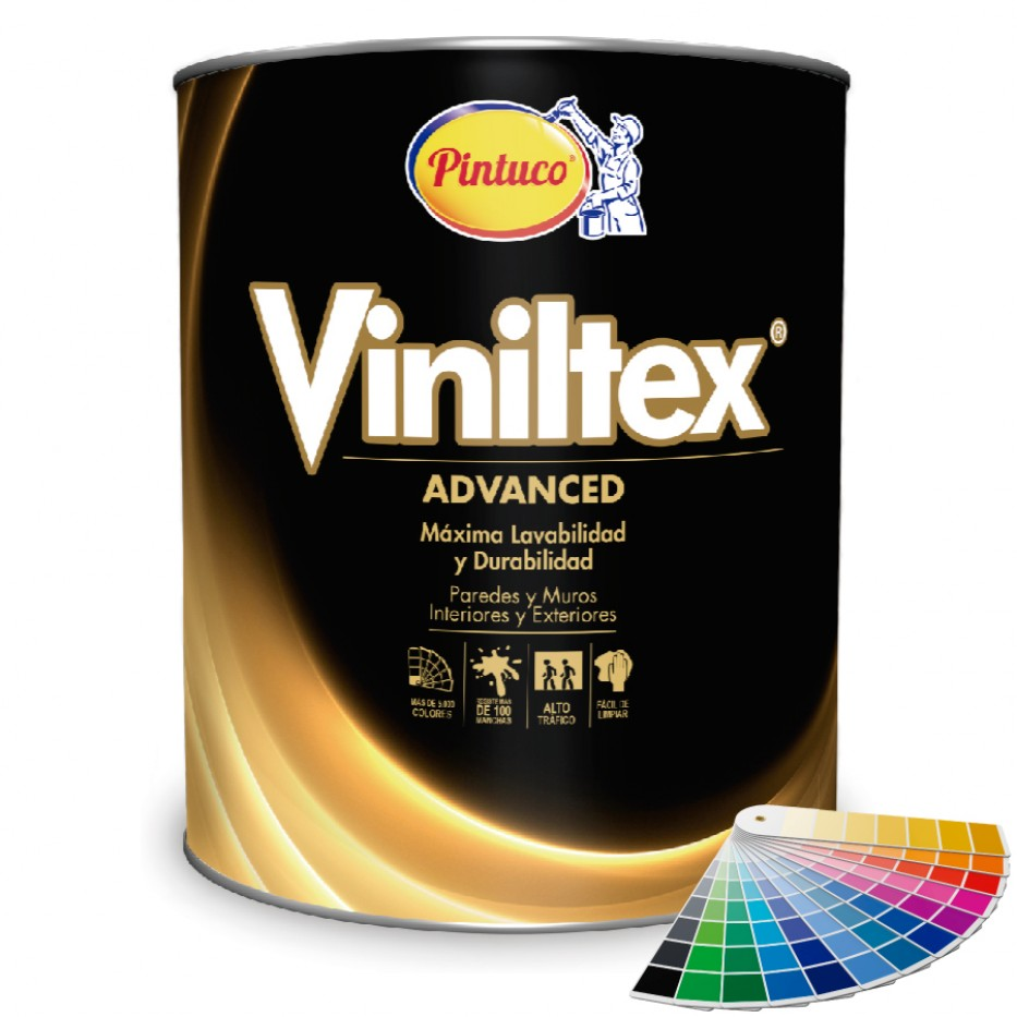 Pintura Viniltex Advanced / Tonalidades