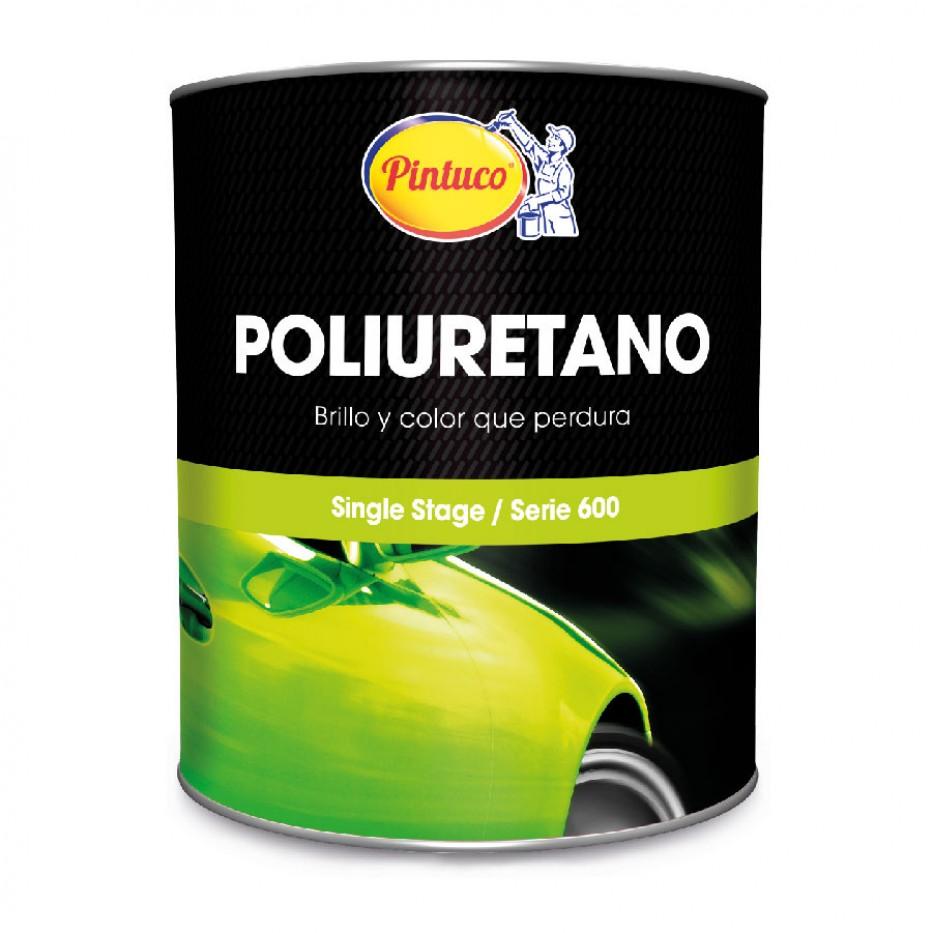 Poliuretanos serie 600 Brillantes Galón