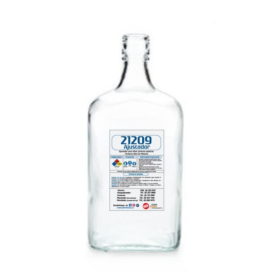 Ajustador epóxico 21209 botella