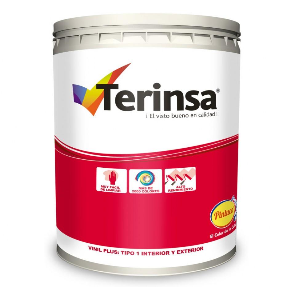 Pintura Terinsa Vinil plus Negro 95109