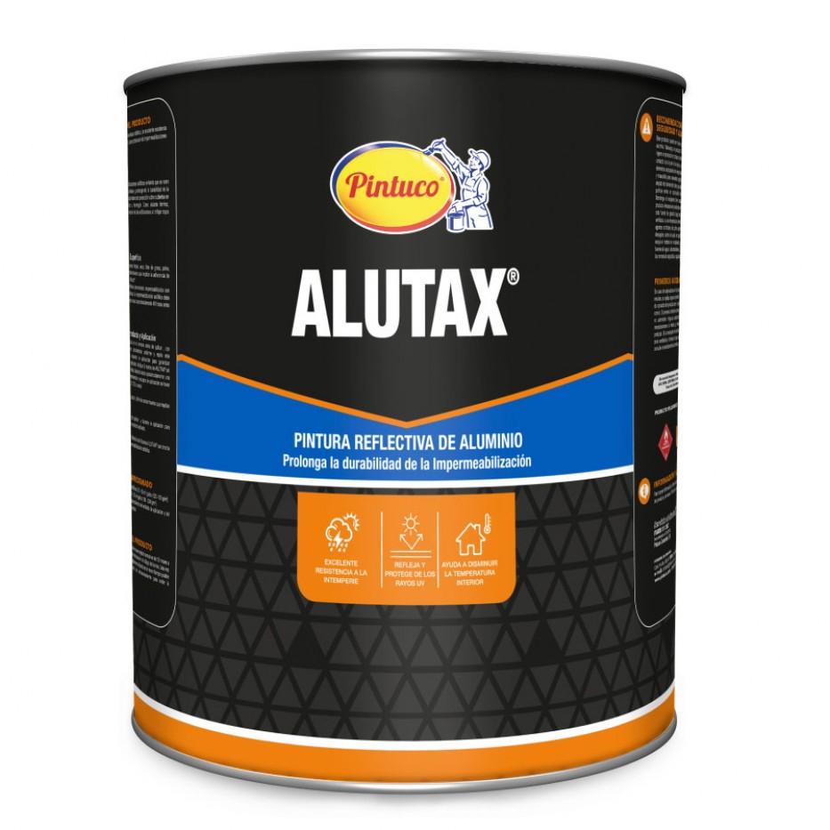 Alutax Pintura Reflectiva de Aluminio