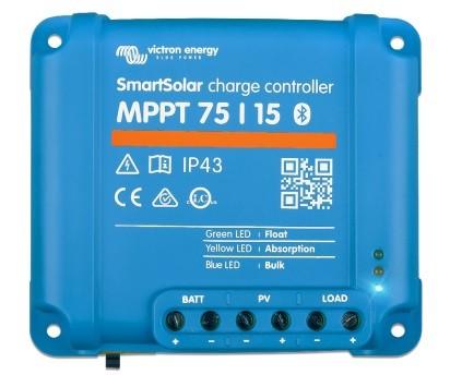 Controlador  SmartSolar MPPT 75/15