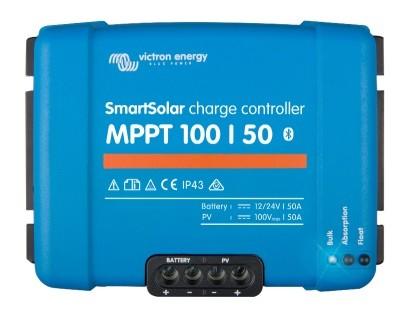 Controlador  SmartSolar MPPT 100/50