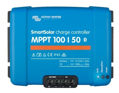 Controlador  SmartSolar MPPT 100/30