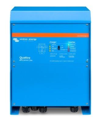 Inversor Multiplus Quattro 3000