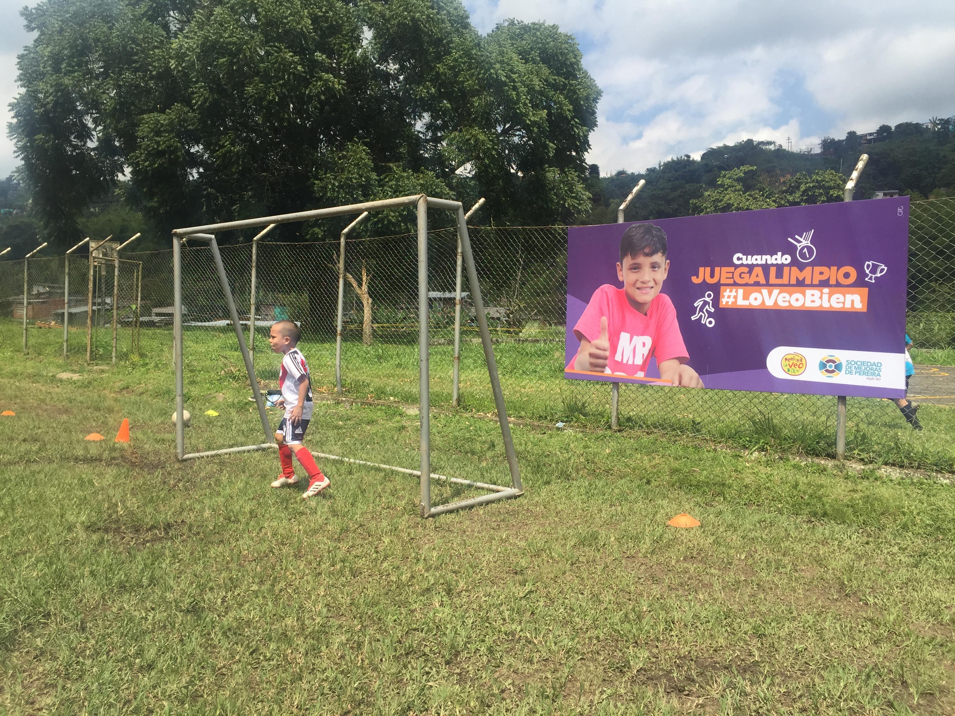 Fútbol Aprender Jugando Pereira