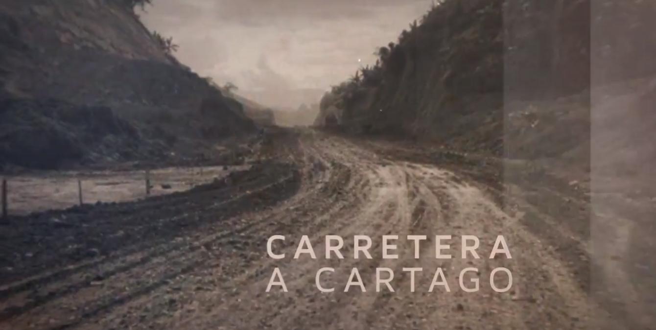 Antigua carretera Cartago
