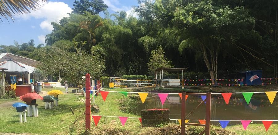 Parque El Vergel Pereira