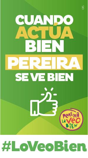 Tarjeta Pereira La Veo Bien