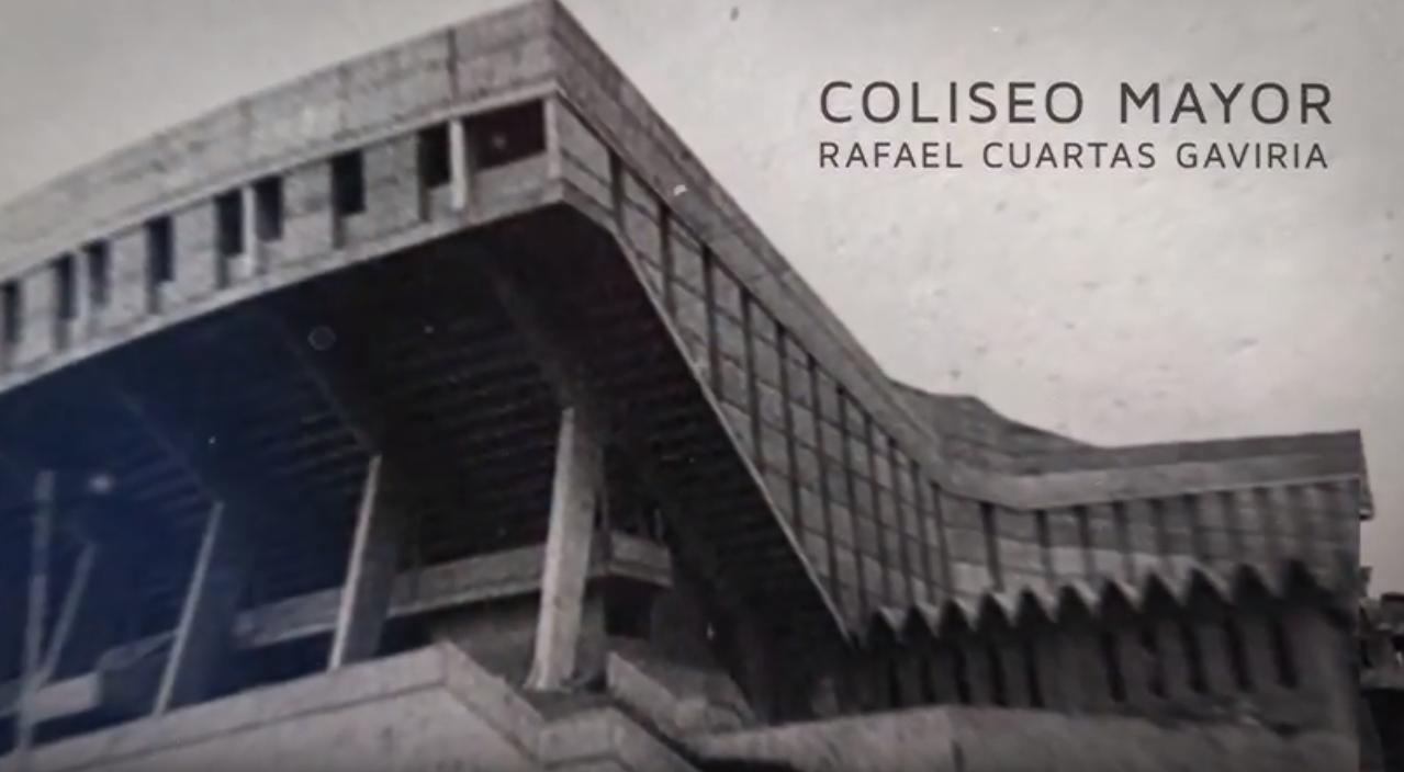 Coliseo Mayor Rafael Cuartas Gaviria ciudad de Pereira