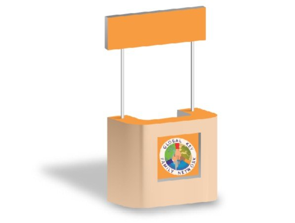 Benefits Access to our booths on international trading shows