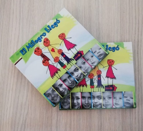 Foto uno CD musical