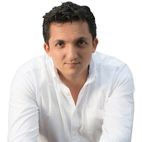 Alcalde de Pereira Juan Pablo Gallo