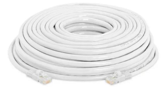 Patch cord Miokee blanco (5m)