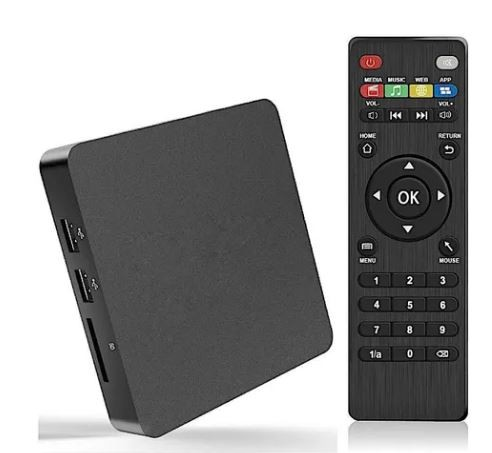 Android TV box MXQ 4CPU 4XGPU (46 B)