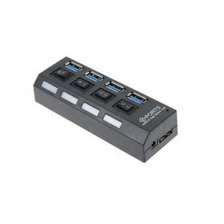 Switch USB 3.0 4 puertos