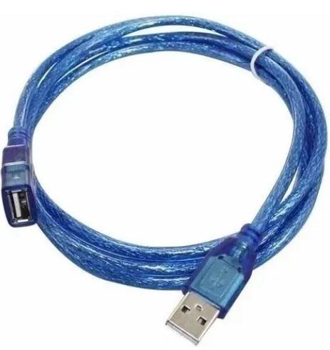 Extensión USB cable desoxigenado (5 M)