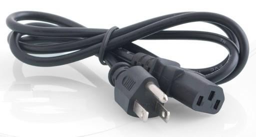 Cable de poder CPU ( con polo a tierra)