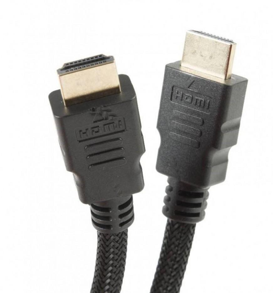 HDMI con filtro y malla mesh ( 3 MTS )