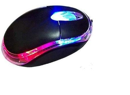 Mouse led óptico USB