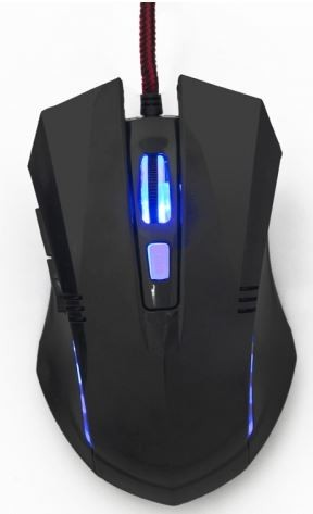Mouse gamer MGG-008 6 telas mod: T6 MS-20