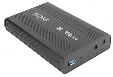 Caja para disco duro 3.5 HDD 2.0