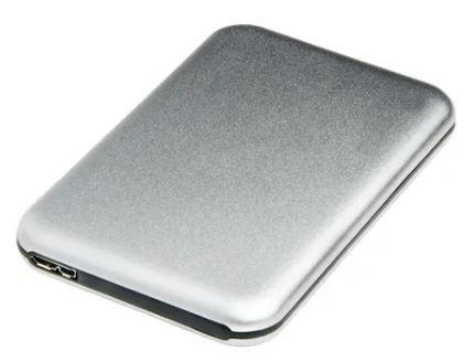 Caja para disco duro 2,5 USB 3,0 ( tipo samsung) (plata)