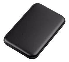 Caja para disco duro 2,5 USB 3,0 ( tipo samsung) (negro)