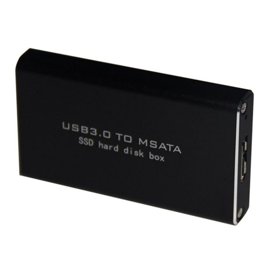 Caja para disco solido M-SATA